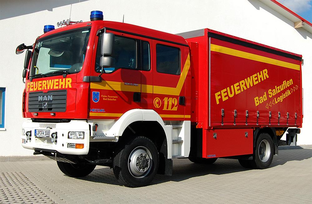 Fahrzeuge - Lockhausen - Feuerwehr Bad Salzuflen