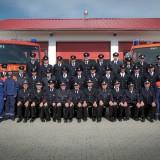 Gruppenfoto Feuerwehr Bad Salzuflen Löschgruppe Lockhausen